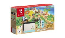 Le pack Switch Animal Crossing : New Horizons est disponible