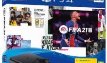 Promotion :  Un pack Ps4 500 Go avec Fifa 21 et Points Fut à prix canon