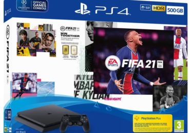 ps4 pack fifa 21