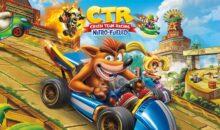 Switch : vous pouvez jouer gratuitement à Crash Team Racing !