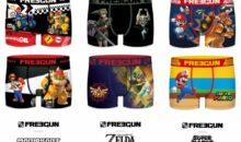 Pour Noël, offrez-lui un Boxer Mario, Mario Kart et/ou Zelda !