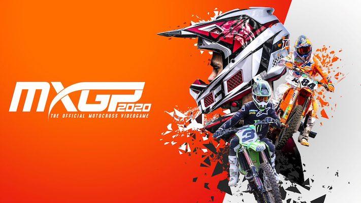 MXGP 2020 : Affiche de lancement