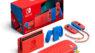 Une Nintendo Switch aux couleurs de Mario