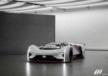 Ford : La Team Fordzilla P1