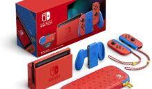 Vous pouvez réserver votre Switch édition Super Mario !