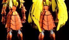 Myth Cloth Ex : Sorento, Siegfried version «broken», Bandai recyle (encore)