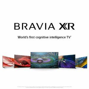 gamme tv sony bravia xr