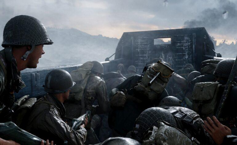 Call of Duty 2021, la Seconde Guerre Mondiale à l'honneur