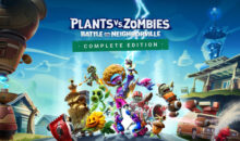 Plants vs Zombies : 1ère apparition du Frostbite sur Nintendo Switch !