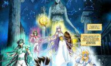 Un nouveau manga/BD Saint Seiya…avant une série TV inédite ?