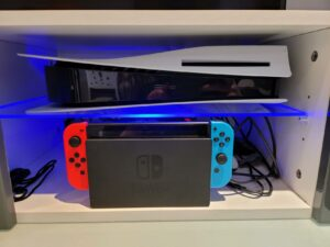 ps5 et switch