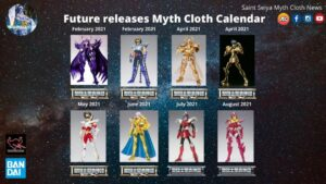 planning sortie myth cloth 2021