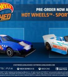Miletstone sur un nouveau jeu de course, Hot Wheels Unleashed