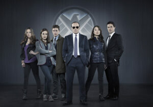 agents du shield marvel