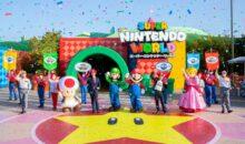 Le Super Nintendo World ouvre ses portes ! Les images de la cérémonie