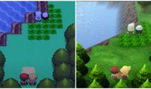Pokémon Diamant et Perle, la comparaison (vidéo) Switch vs DS !