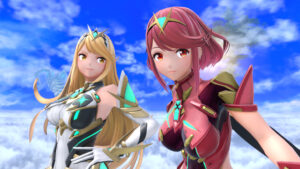 super smash bros switch pyra
