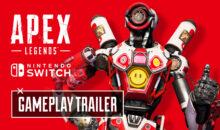 Switch : Apex Legends dispo dans 24 heures – trailer