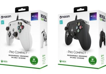 xbox series pro compact controller