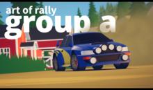 art of rally bientôt sur Xbox One et Xbox Series !