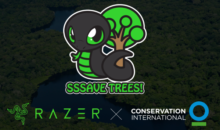 Razer et Conservation International alliés pour la protection des arbres