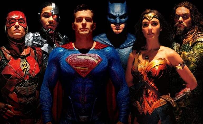 justice league snyder cut poster