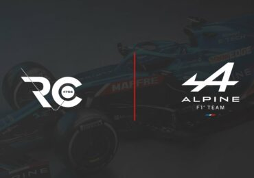 alpine F1 esport