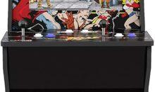 La borne d'arcade de Final Fight en promotion sur Amazon