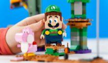 Officiel : Luigi x Lego Super Mario annoncé, le kit détaillé