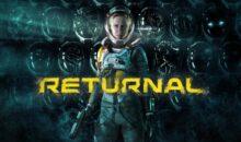 Returnal est de sortie sur console PS5 !