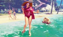 Street Fighter V : Rose se joint à la saison 5