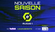 La chaîne ES1 diffusera la eLigue1 à la TV, dans l'hexagone