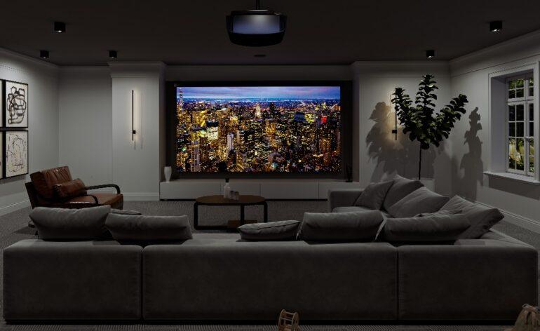 Sony projecteur 4K