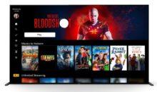 BRAVIA CORE : le service de VOD de Sony lancé sur Bravia XR