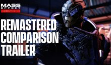 Mass Effect Édition Légendaire : vidéo comparative, avant et après retouches