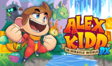 Alex Kidd in Miracle World DX annonce sa date de sortie