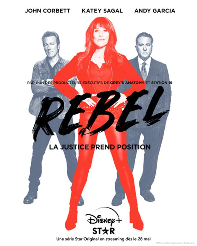 rebel star affiche