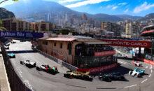 Formule E : les monoplaces électriques sur le tracé de Monaco F1