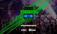 Razer Invitational NA : un ambitieux tournoi d'eSports, inscriptions ouvertes