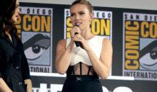 Black Widow : une vidéo avec Scarlett Johansson pour le «Super Hero Day»