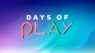 Days of Play 2021 : c'est parti !