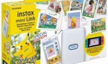 Le pack instax mini Link Pikachu (Pokémon Snap) en préco Fnac