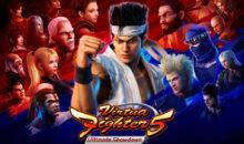 PS4 : Virtua Fighter 5 Ultimate Showdown disponible en exclusivité !
