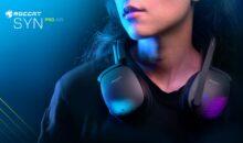 Pénétrez dans la 3ème dimension sonore avec le casque PC Syn Pro Air !