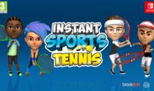 Un nouveau jeu de tennis multi en exclue Switch, dispo ce jour !