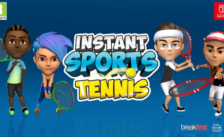 tennis instant