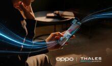 Oppo et Thales associés, pour résoudre le théorème eSim 5G !