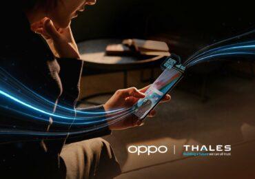 oppo x thalès