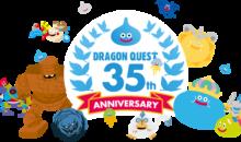 Quatre nouveaux jeux vidéo Dragon Quest annoncés pour les 35 ans !