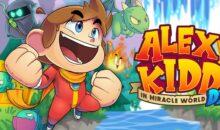 Alex Kidd in Miracle World DX sur PS5 : est-ce dans les vieux pots ? (Test)